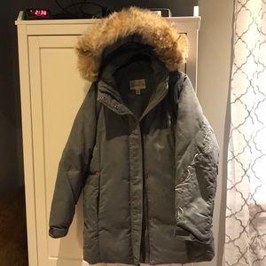 Cabelas Goose Down Winter Coat